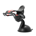Three clip mounted mobile phone, car phone holder