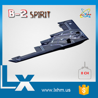 Small Foam Airplanes B2 Spirit Model KITs