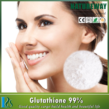 Bulk reduced 99% l-glutathione powder, glutathione powder