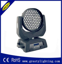 2pcs/lot Gresty-90pcs 5w moving head wash light stage light