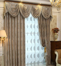 China supplier window curtains for christmas