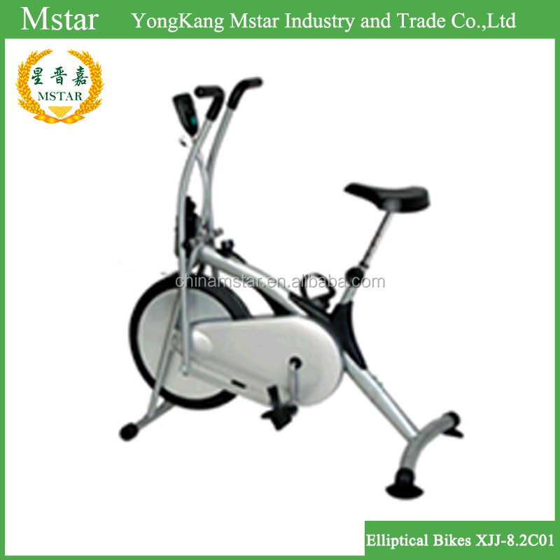 Hot Body Fit Magnetic Elliptical Fan Exercise Air Bike