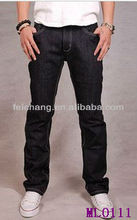 Denim jeans men made in china trousers