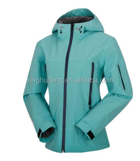 Custom any fabric and style man/woman ski jacket