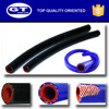H02 high temperature flexible auto blue/black/red color car silicone rubber heater hose