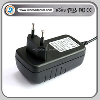 Professional CCTV camera DC travel wall charger AC110V 240V