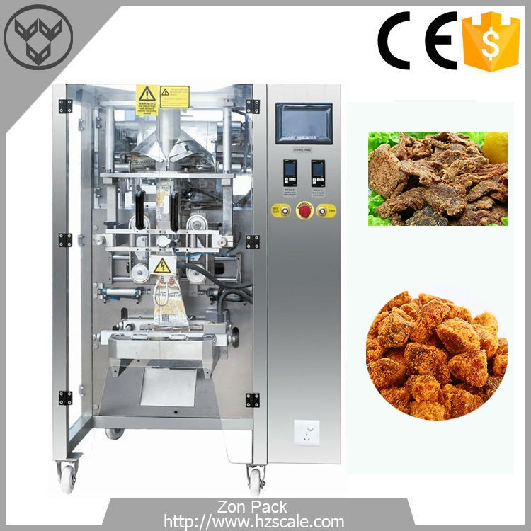 Max Film Width 420mm Small Beef Jerky Packaging Machine