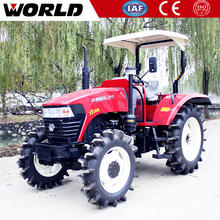 chinese brand 4WD 70HP agricultural farm tractor