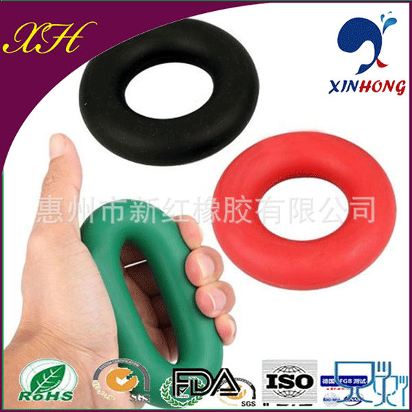 New health care silicone grip trainer/ hand grip HG-01