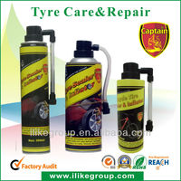 delasso sealant et inflator/ tyre/tire sealer and inflator 450ml manufacturer/ factory