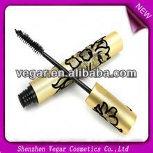 Mascara cosmetics Black rotating mascara