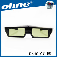 Cool Visual Enjoyment OLINE Bluetooth glasses KX-60 144Hz lg ag-s250 3d active glasses for BT