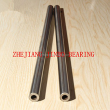 high rigidity and durability precision linear Hollow shaft Stainless steel unit chrome linear shaft unit