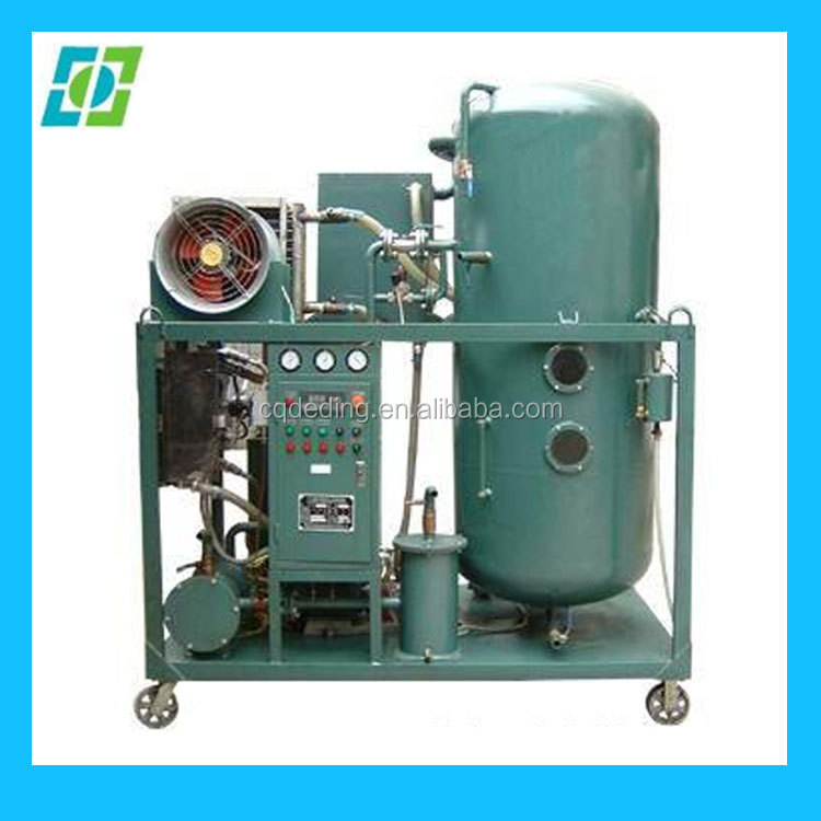factory price commercial vaccum anti-explosion oil purifier