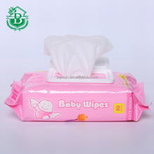 2018 softly antiseptic deodorant spunlace baby butt paper wipes roll