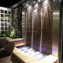 Modern Indoor Water Fountain, Indoor Artifical Waterfall Fountain For Home Decoration