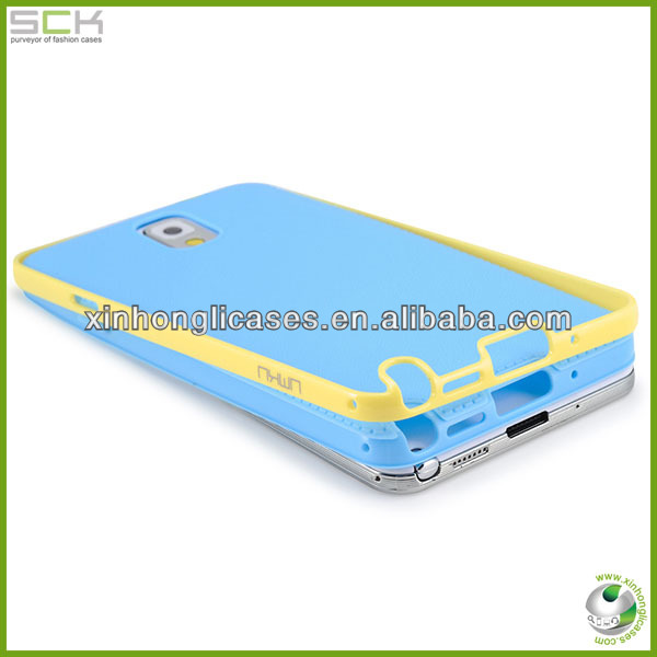 2014 new bumper phone case for samsung galaxy note 3'
