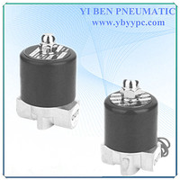 2W350-35 Normally Colsed Solenoid Valve Direct Brass water valve