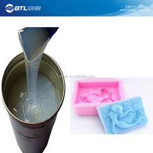 Good Liquid Silicone Rubber Silikon RTV2 For Silicone's Resin molding