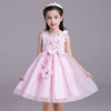 New Kids Girl Dress Clothing Set 2PCS Fur Girl Cardigan Coat Tuu Dress 3 Color Baby Dress For Kids Clothes And Garment