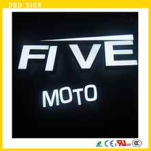 double sided outdoor led open sign