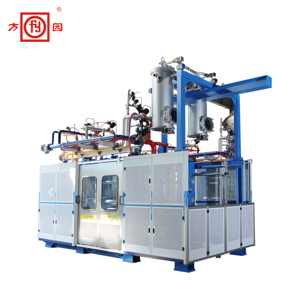 Fangyuan european standard expandable polystyrene shape moulding box machine with CE
