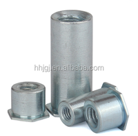 Self-Clinching Blind Hexagonal Electrical Standoff Screw Fastener clinching hexagon threaded standoff for sheet metal