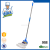 Mr. SIGA 2015 New Product Spin and go Floor Cotton mop with scrubber
