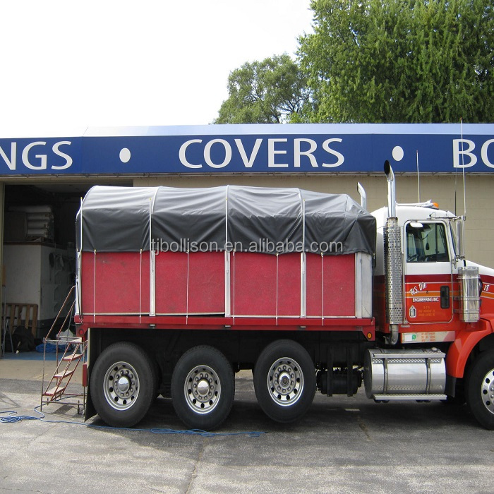 PVC Coated Industrial Truck Tarps