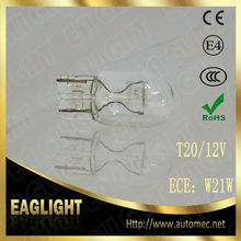 ECE T20 7440 W21W 7443 W21/5W Wedge Automotive Bulbs