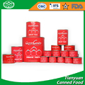 Canned tomato paste low price