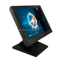 4 wire resistive 10 inch widescreen touch screen lcd computer monitor