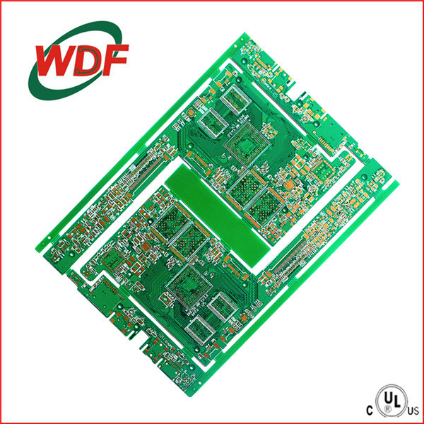OEM 6 layers FR4 copper base PCB and PCBA manufacturer in Shenzhen