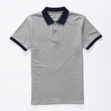 china goods wholesale men's short sleeve compressed polo t shirt,new design 100% polo t-shirt,t shirt polo