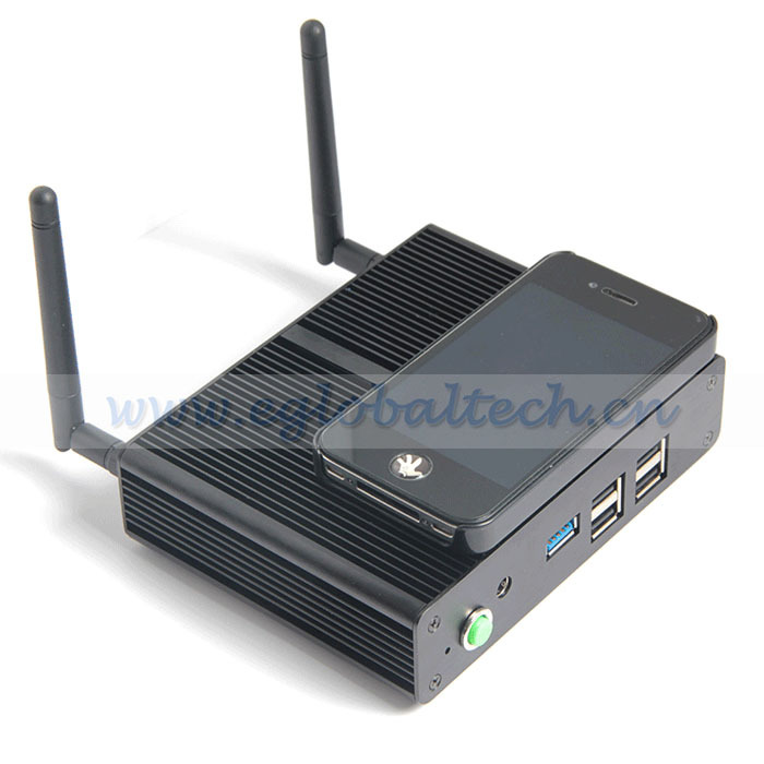Mini Networking PC Pre-installed Android XBMC 8G RAM 32G SSD WIFI Bluetooth Celeron N2920 Quad Core USB3.0