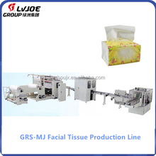 GRS-MJ Facial Tissue Production Line / tissue making machine