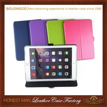 2015 Hot Sales Top Quality Customized Logo Printed For Ipad Mini Case