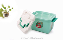 PP plastic household multi-functional medicine pill first aid kit case