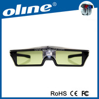 2014 new inventions! Oline DLP-LINK GLASSES KX30 with High transmittance 3D eyewear