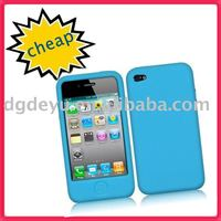 Stylish Puzzle Silicone Skin Case for Apple iphone 3G & iPhone 3Gs (Pack of 6) + Anti Scratch for iphone4&4G(high quality)