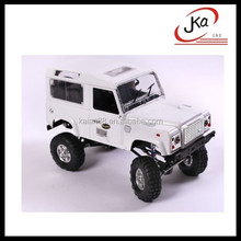 1/10 Scale Metal Chassis 4WD New D90/Gelande 2/SCX-10/Wraith/Wrangler RC Rock Crawler Truck