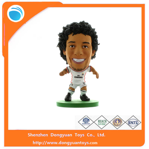 Messi funny PVC custom football player bobble head