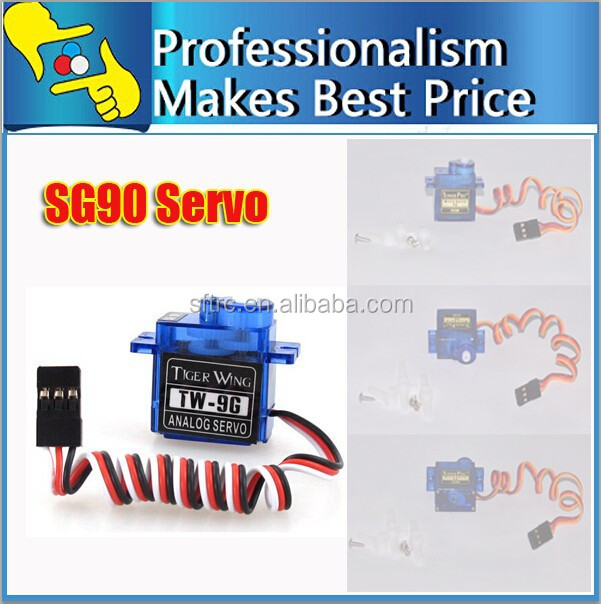 small electric steering straight 9G micro servo Ultra Precision Metal Gear Coreless Motor RC Helicopter