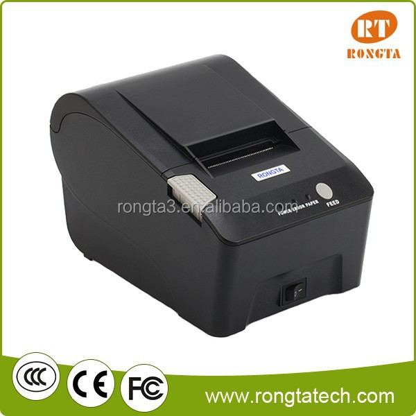 Android Supported POS 58 Thermal Printer with Big Gear
