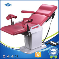 CE Eletrical Portable Gynecological Exam Table