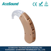 AcoSound AcoMate Anaya-plus Analogue BTE Hearing Aids