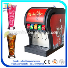 Professional soda fountain post mix dispenser made in China