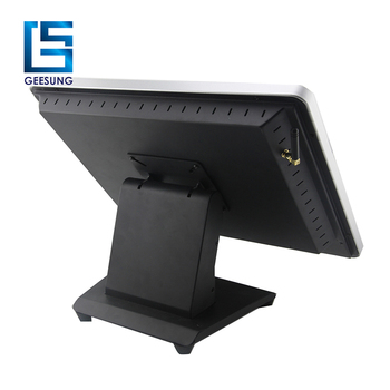Touch screen dual core popular restaurant windows pos system
