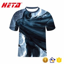 Unisex Fashion Tee Summer Short-sleeved Round Neck funny t shirt printing custom sublimated t-shirt