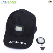 Perfect Hands Free Flashlight for Camping, Hiking, Hunting, USB LED Hat